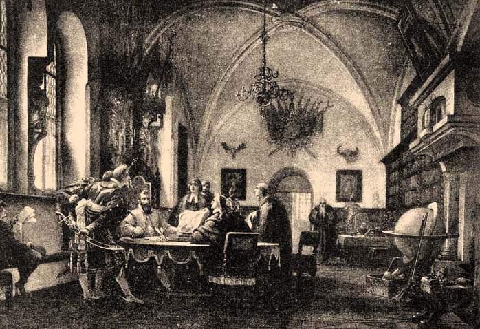 Bethlen Gábor tudósai körében