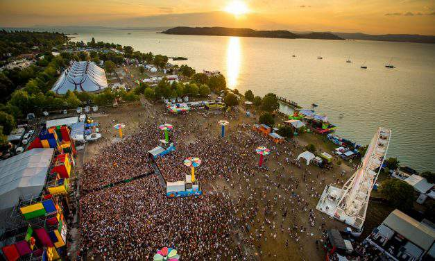 Balaton Sound Veuve Clicquot Boat Parties are back!