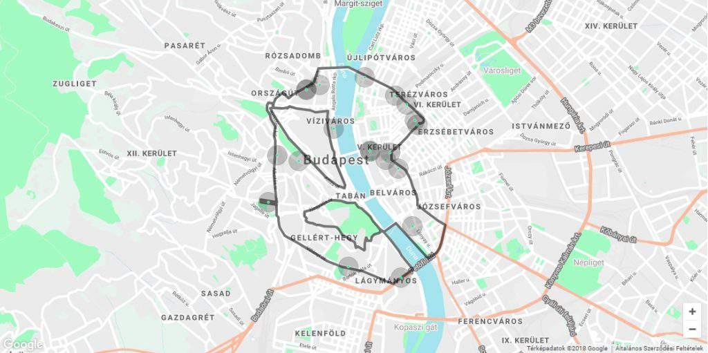 blinkee city scooter budapest