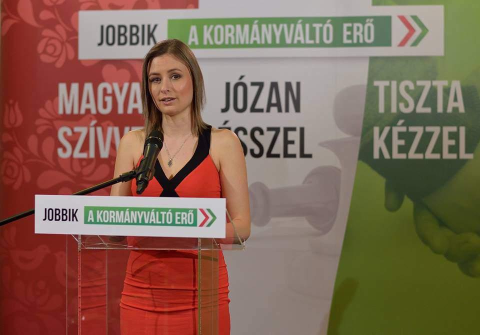 dóra dúró Jobbik parliament
