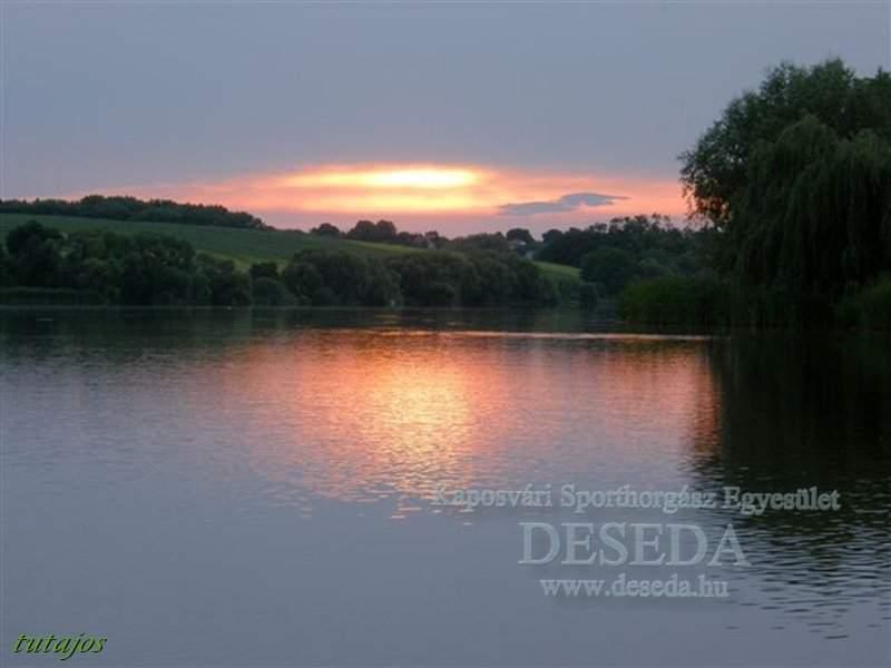 lake deseda tó