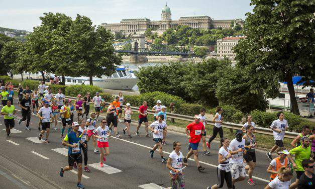 Europe Day – Festival and race held in Budapest