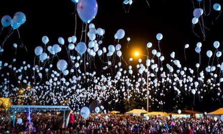Lanterns raise awareness about missing children throughout Hungary