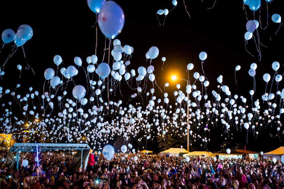 ezer lámpás éjszakája