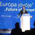 Foreign minister: Strong, successful Europe in Hungary's interest