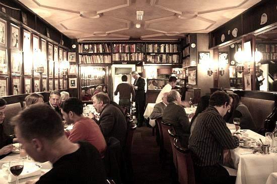 gay hussar restaurant, london