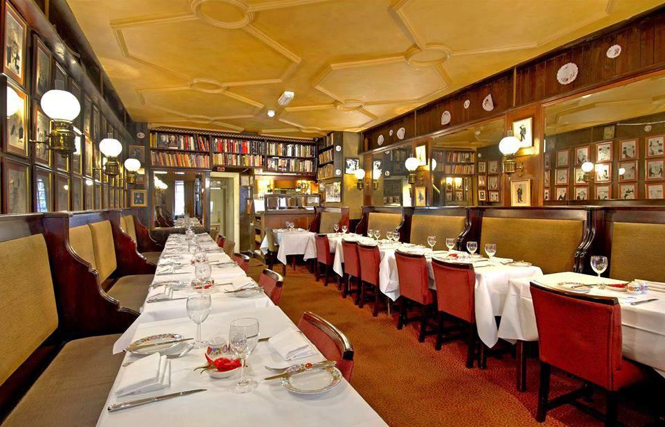 Hungarian restaurant, london
