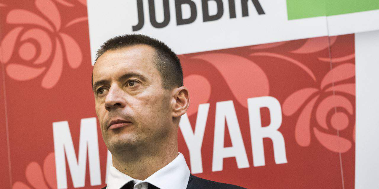"""""""While Fidesz' symbol is orange, ours is the double cross"""" Interview with Jobbik's new president"""