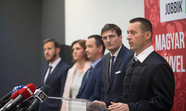 Jobbik elects moderate as party leader