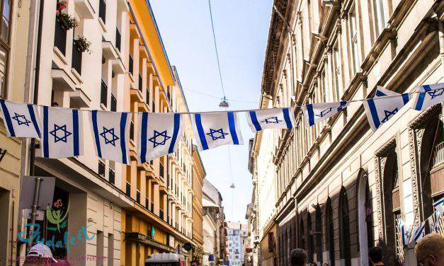 Explore Jewish culture in the heart of Budapest at Judafest