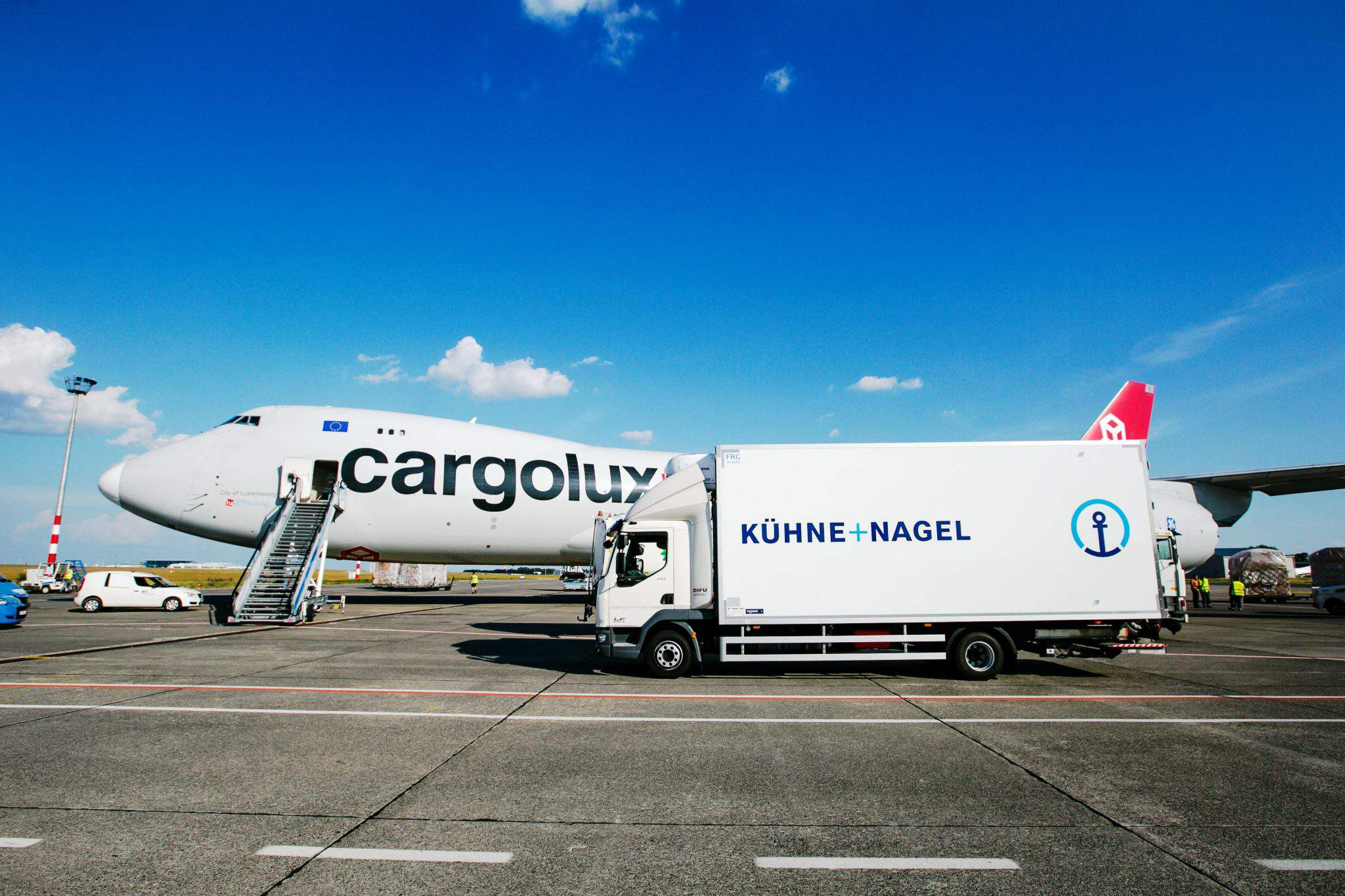 Kuehne + Nagel moves into the airport in Budapest