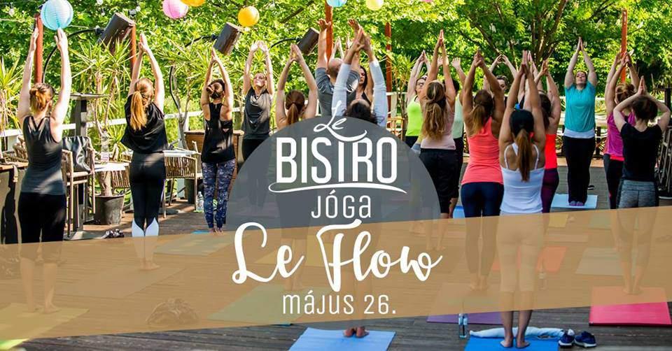 yoga, le bistro, le flow
