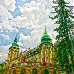 The city of Miskolc: a reimagined tourist attraction