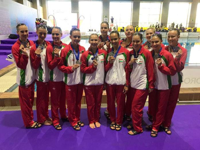 Hungary wins several medals at the FINA World Series in Madrid