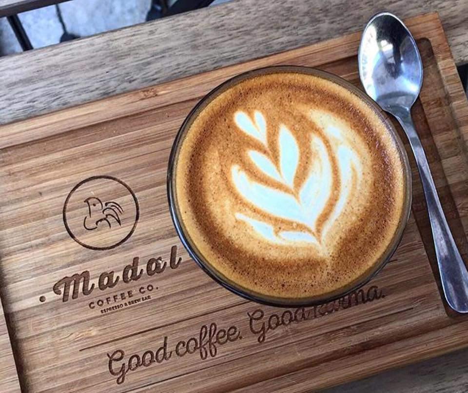 café coffee Budapest