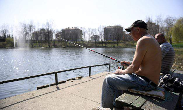 April in Hungary warmest in 218 years