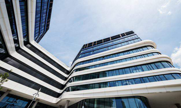 Hungary's Nokia Skypark is the world's second best office building
