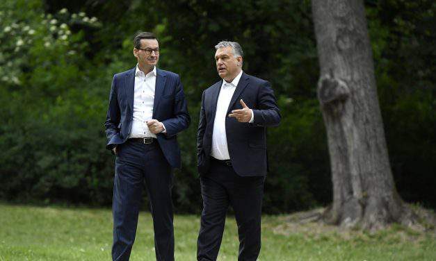 Orbán: Hungary, Poland 'support strong Europe'