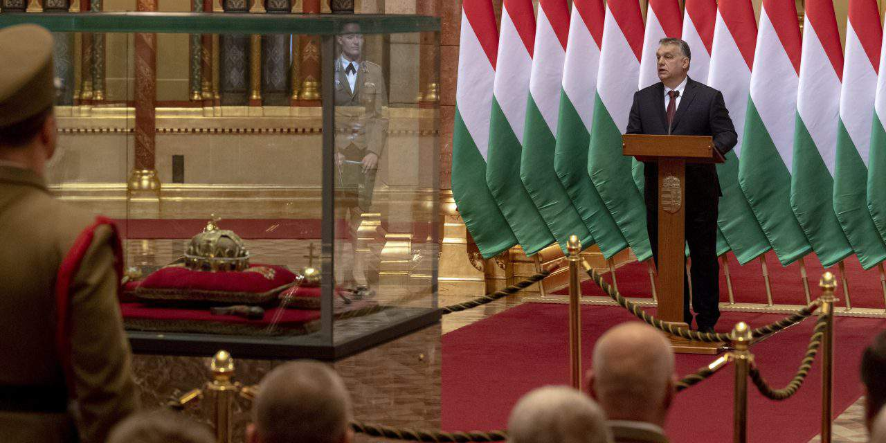 Orbán: Hungary's defence is 'our task, not NATO or EU's'