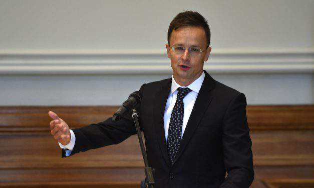 Foreign minister: Aims of Hungarian foreign policy unchanged