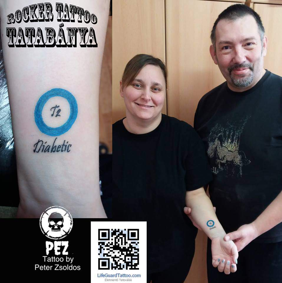 tattoo diabetes
