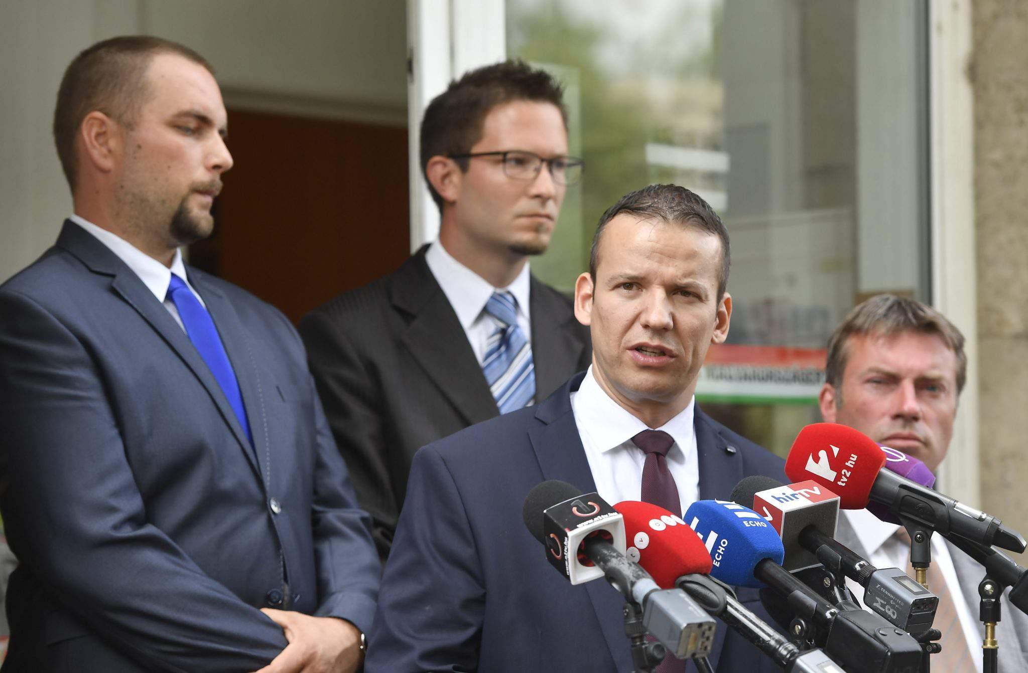 Jobbik party Toroczkai