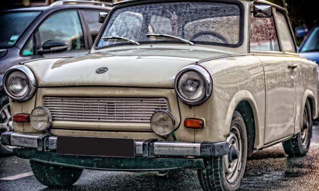 Halfway around the continent with a Trabant, trip starts from Hungary