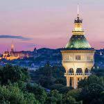 Budapest margaret island