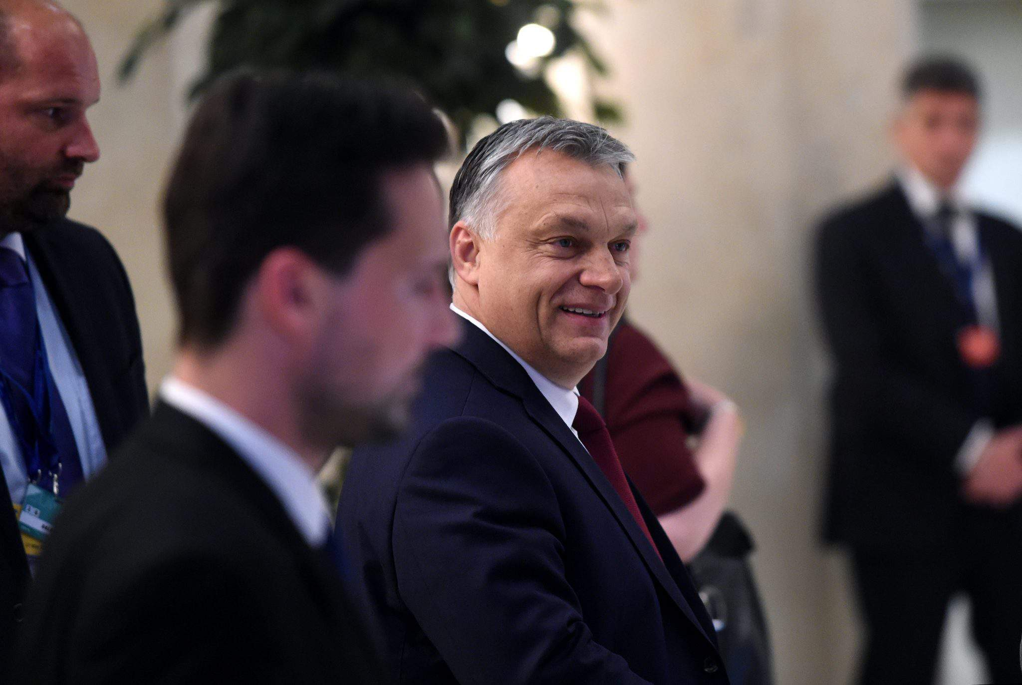 Viktor Orbán European People's Party