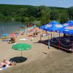 Domonyvölgyi beach