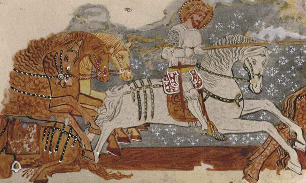 Hungary's greatest legend, king Saint Ladislaus