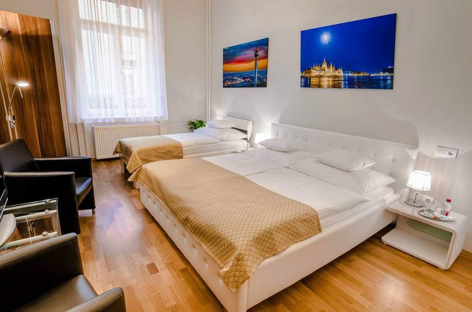 Anabelle B&B Budapest hotel inn