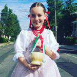 hungarian traditional dress festival