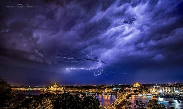 Weather forecast: Second level storm alert, heavy rainfalls