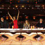 Hungarian girl fascinated AGT jury