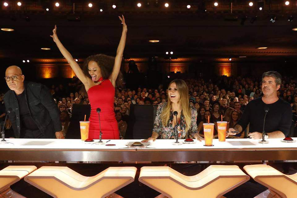 WOW! Hungarian girl fascinated the jury of America's Got Talent – VIDEO