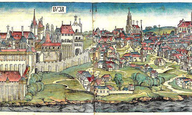 This is how the Hungarians travelled in the 15th century