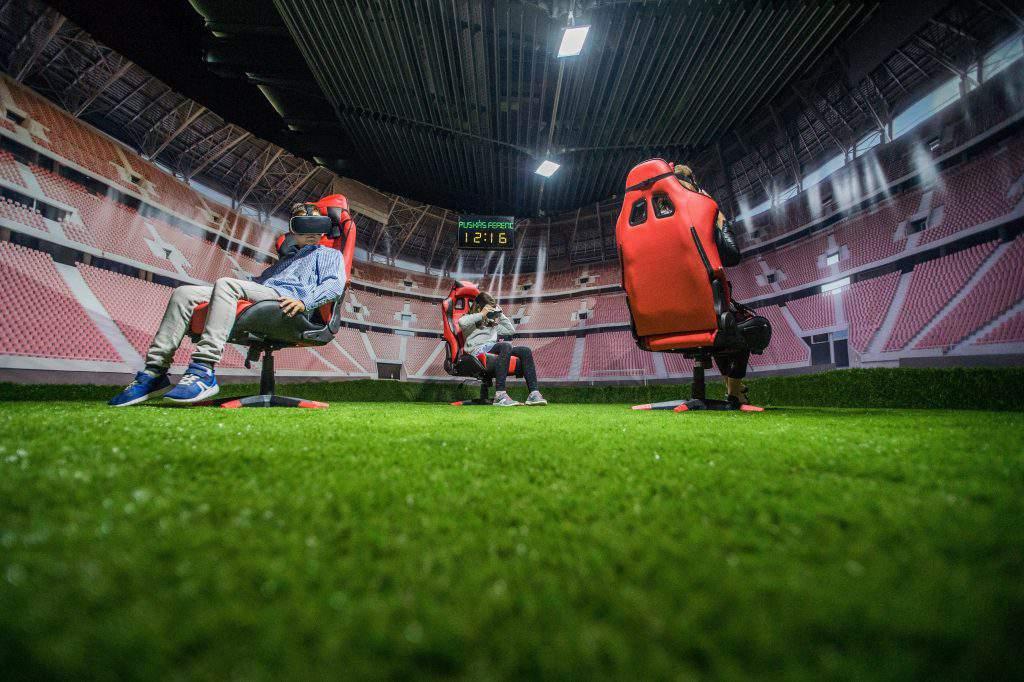 Puskás Ferenc Stadium visitor centre opens