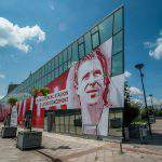 Puskas Ferenc Stadium visitor centre opens