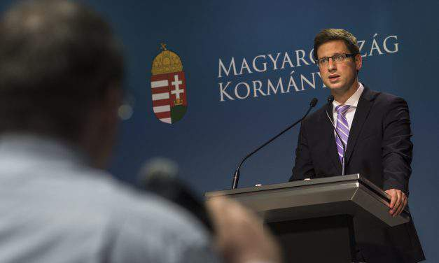 Hungarian government: Common border protection must be supported