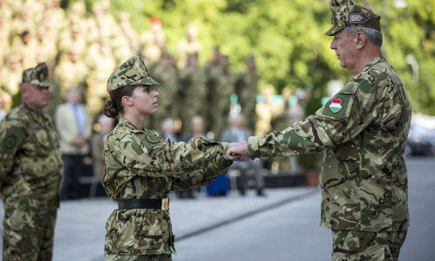 Hungary's security government priority, says defence minister in Brussels