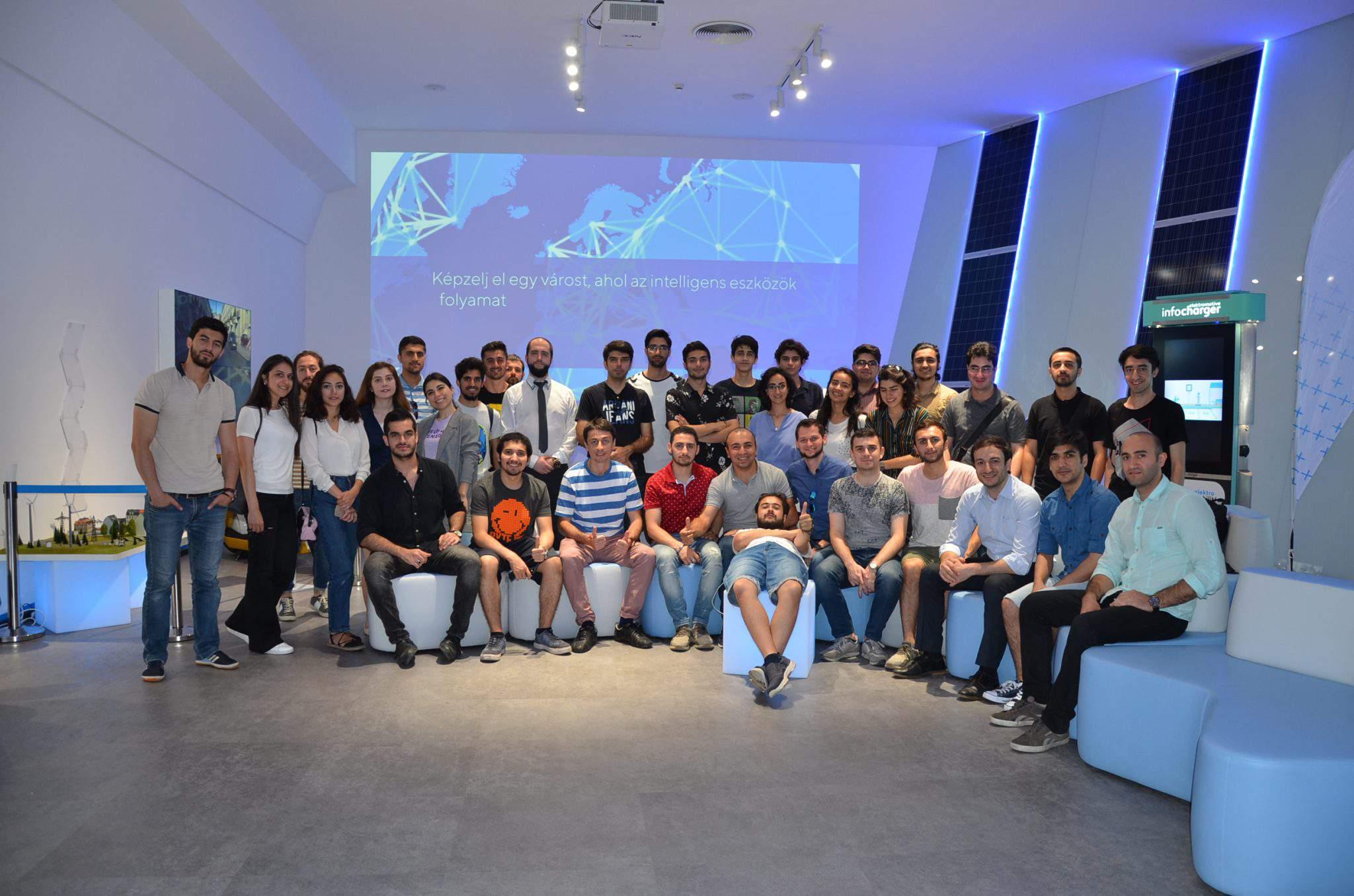 AHYU event youth Azerbaijan