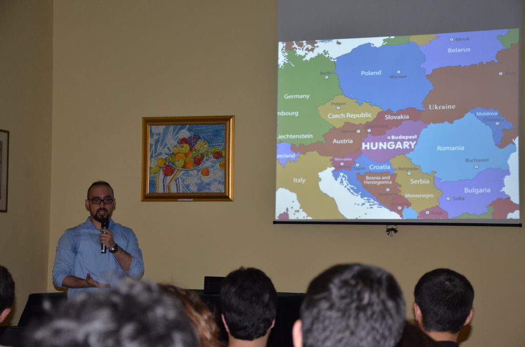 AHYU event youth Azerbaijan