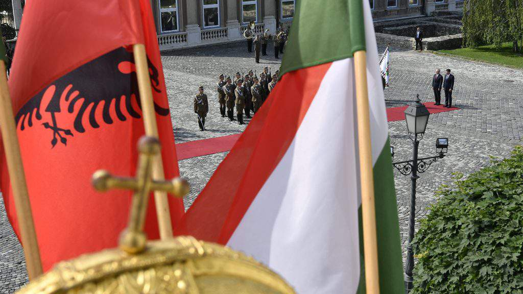 Albania Hungary