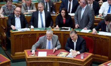 Hungarian parliament passes 'Stop Soros' bills