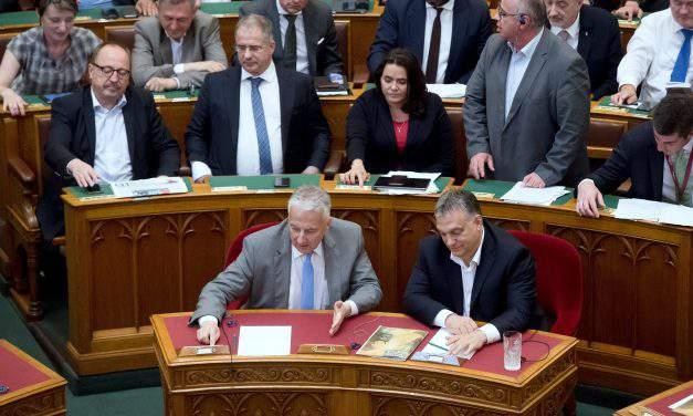 Hungarian parliament passes 'Stop Soros' bills
