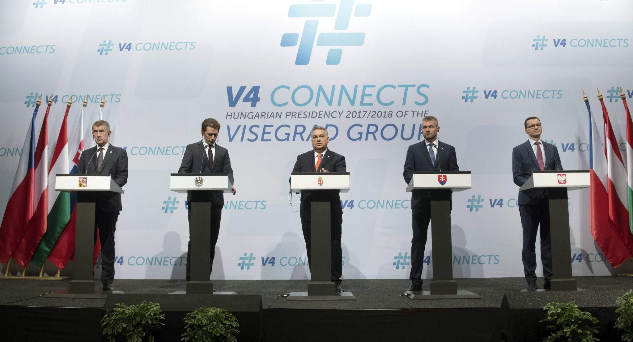 Visegrad Group V4