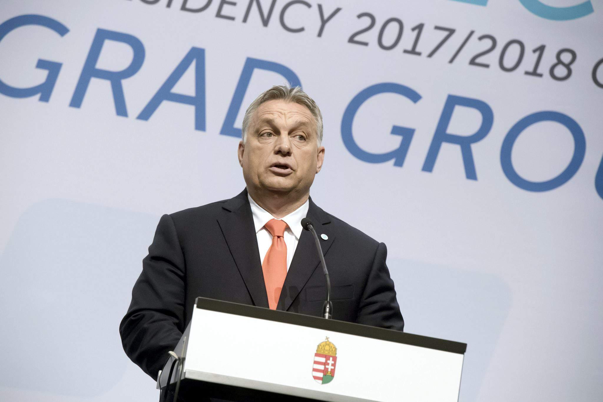 PM Orbán Hungary v4