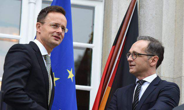 Hungary, Germany share many points in migration crisis assessment, says FM Szijjártó