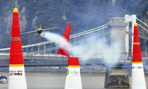 On this weekend: Red Bull Air Race 2018 in Budapest